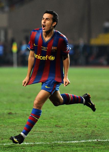 F.C. Barcelona 1 - Shakhtar Donetsk 0 (28-08-2009) Supercopa de Europa