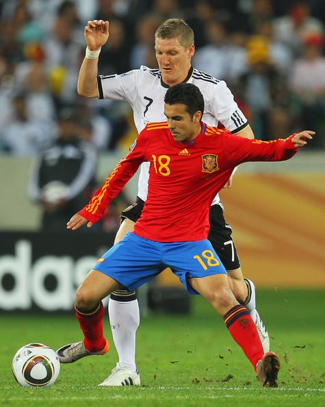 Alemania 0 - España 1 (07-07-10) Semifinal del Mundial Sudáfrica 2010