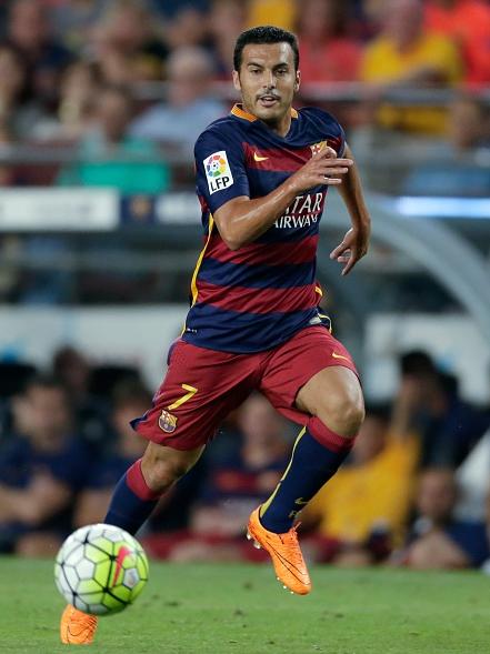 F.C. Barcelona 3 - A.S. Roma. 50º Trofeo Gamper 0 (05-08-15)