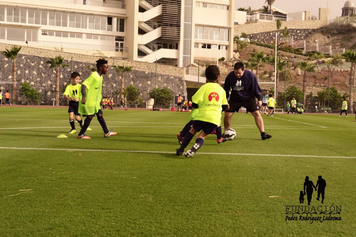 Campus Pedro Rodríguez Ledesma: formamos personas para la vida a través de deporte