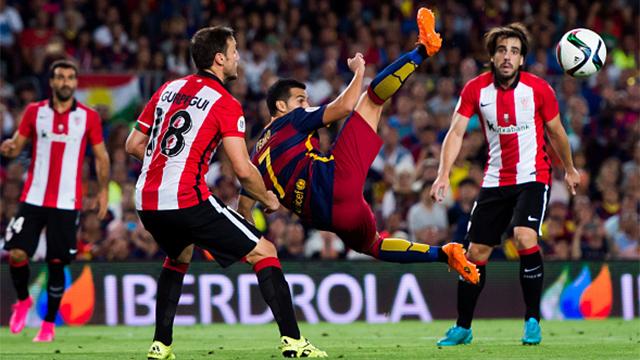Adiós a la Supercopa de España (1-1)