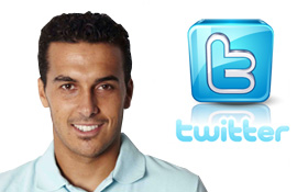Pedro's Twitter official profile