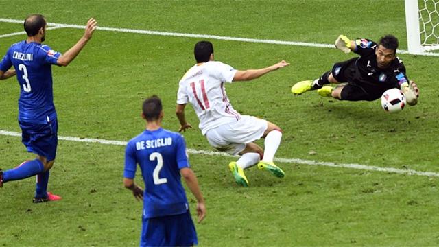 El reinado de España concluye en París (2-0)