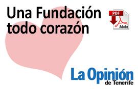Una Fundación todo corazón