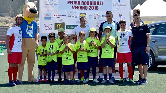 'Premio a la Solidaridad 2016' para la Fundación de Pedro