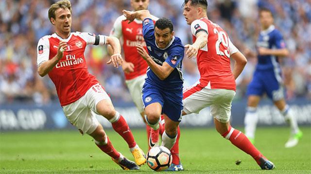 Un Chelsea con diez cae en la final de Wembley (2-1)