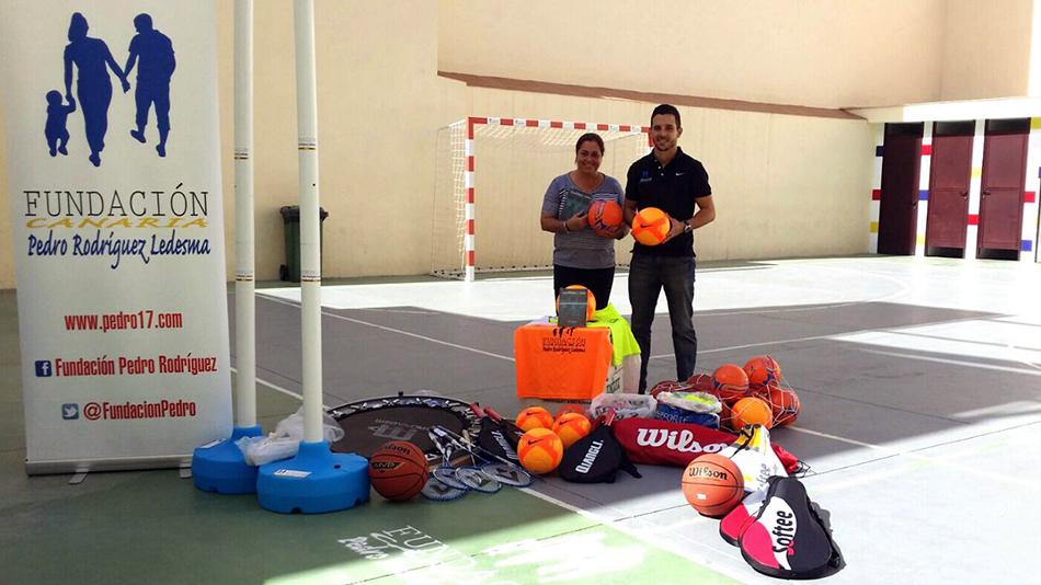 La Fundación equipa el Colegio Hogar Escuela Don Bosco