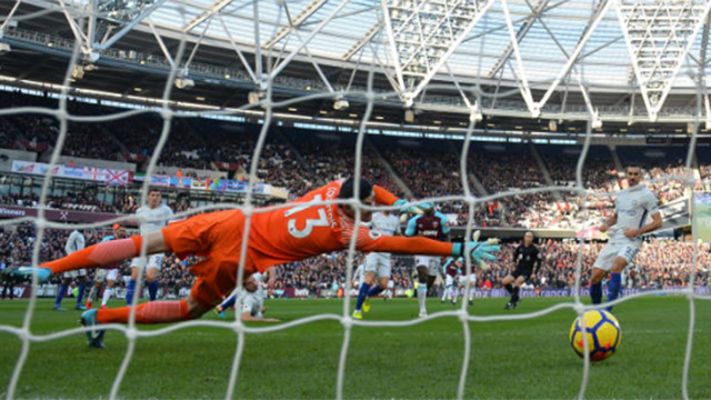 Blues slip to narrow defeat away to Hammers (0-1)