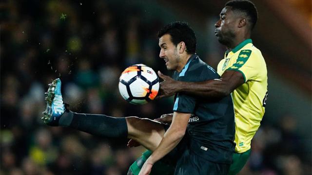 El muro del Norwich fuerza un 'replay' en Londres (0-0)
