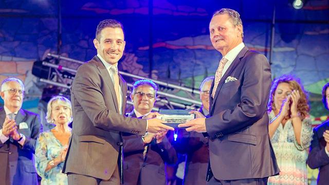 Premio solidaridad 2018 del FAST para la Fundación