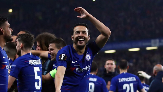 Blues through to Europa League final (1-4 / 1-3)