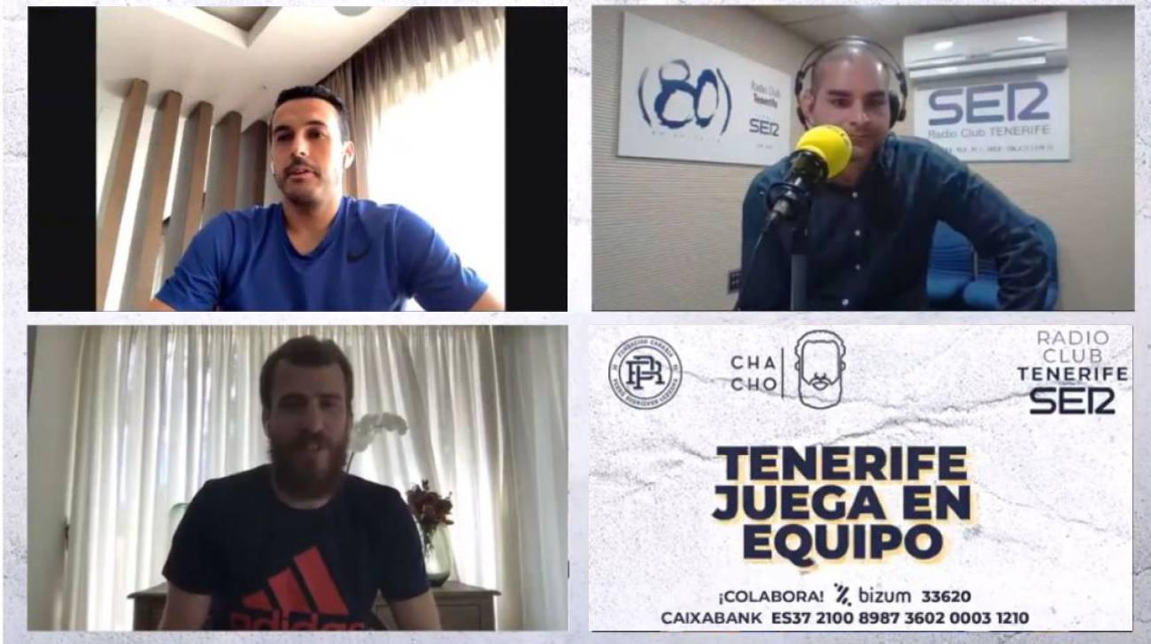 La iniciativa solidaria de Sergio y Pedro Rodríguez supera los 7.500 euros en tres horas