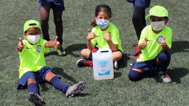 La Fundación encauza litros de solidaridad en Tenerife