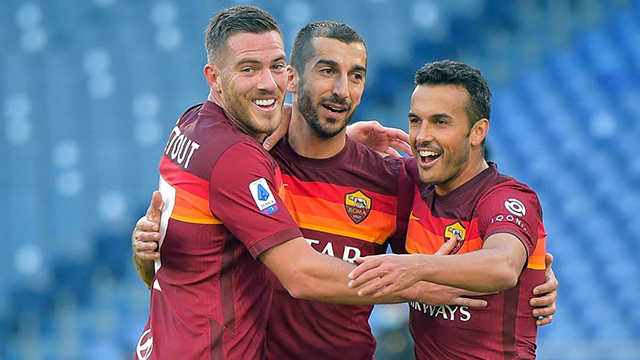 Another brilliant home win as Roma thrash Parma (3-0)