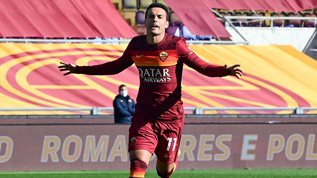 Pedro back in style as Giallorrosi beat Udinese (3-0)
