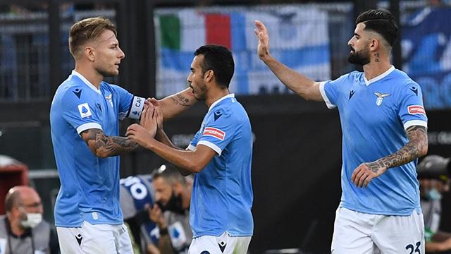 Lazio complete comeback to draw at the Olimpico (2-2)