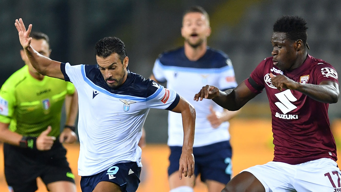 Emphatic Lazio grab a point away at Turin (1-1)