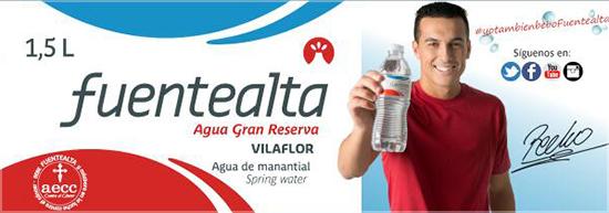 Fuentealta, agua Gran Reserva